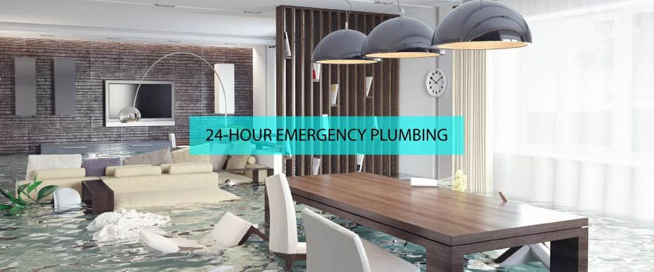 24-HOUR EMERGENCY PLUMBING